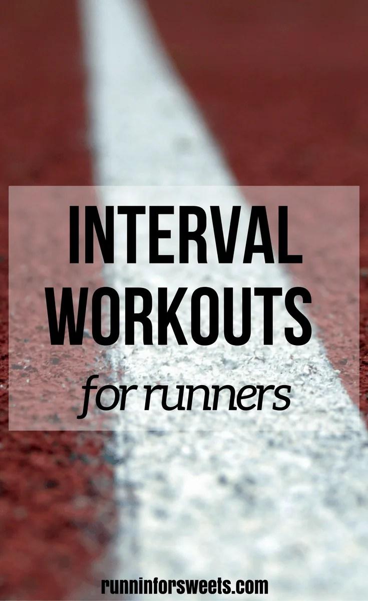 Tempo Run Treadmill Intervals