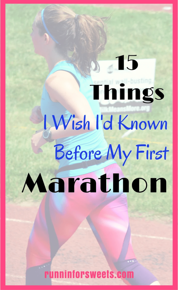 Tips for Your First Marathon
