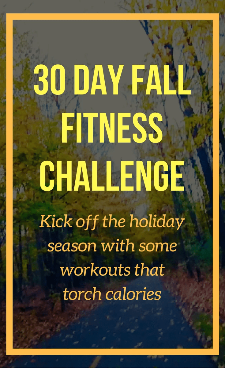 Fall Workout Ideas and Motivation