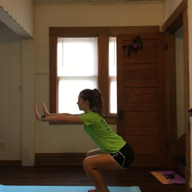 Strength Moves: Squats