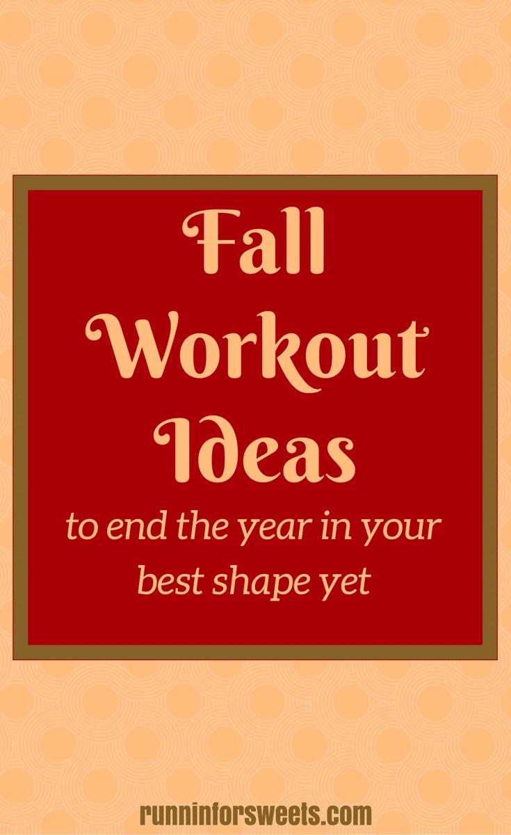 November Fitness Challenge Workouts