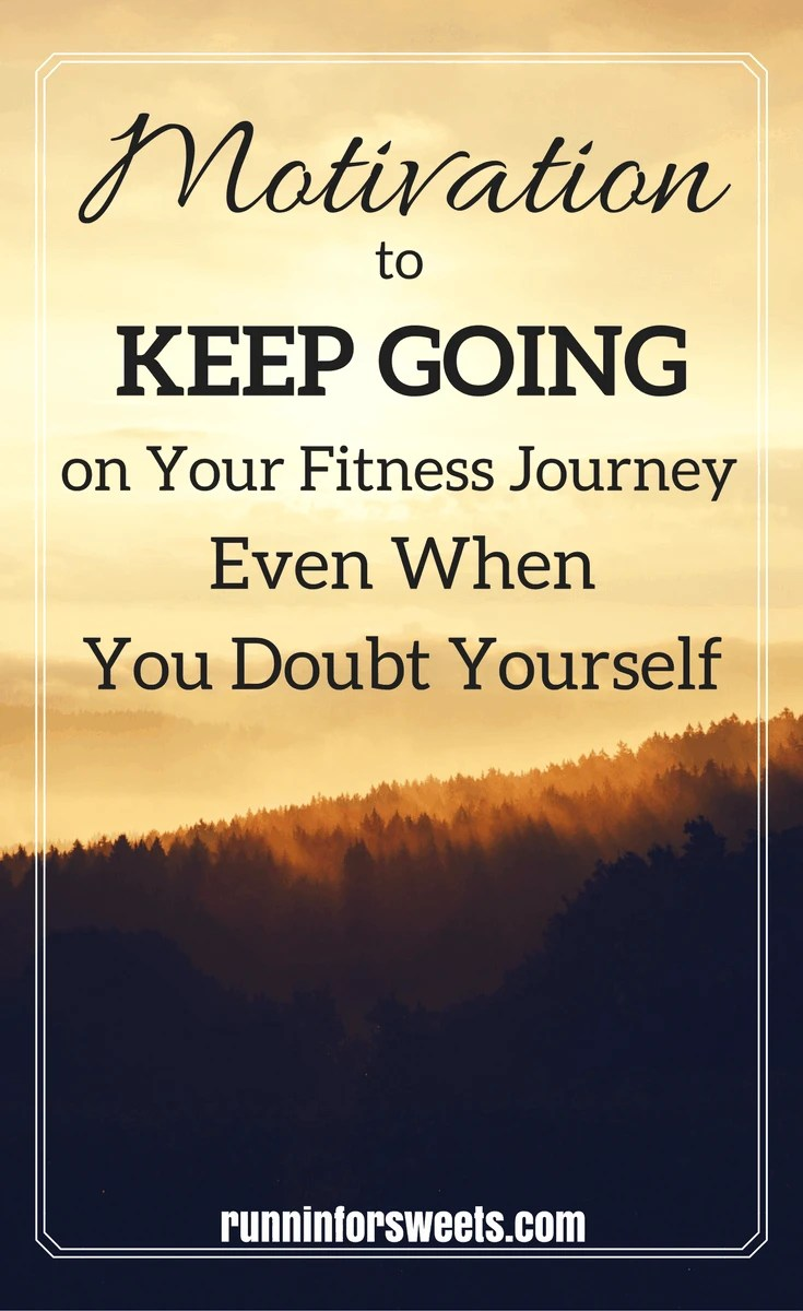 Motivation for When You Doubt Yourself