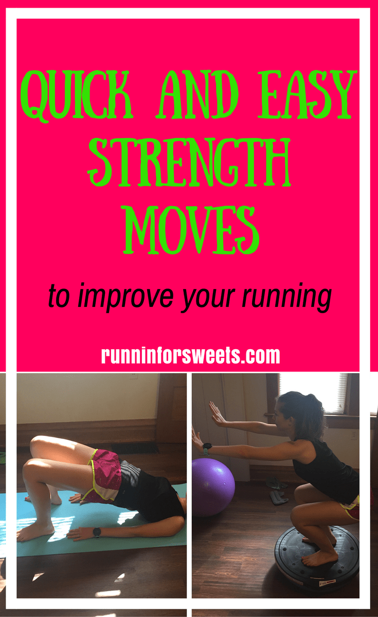 Daily, Effective Strength Moves to Improve Running
