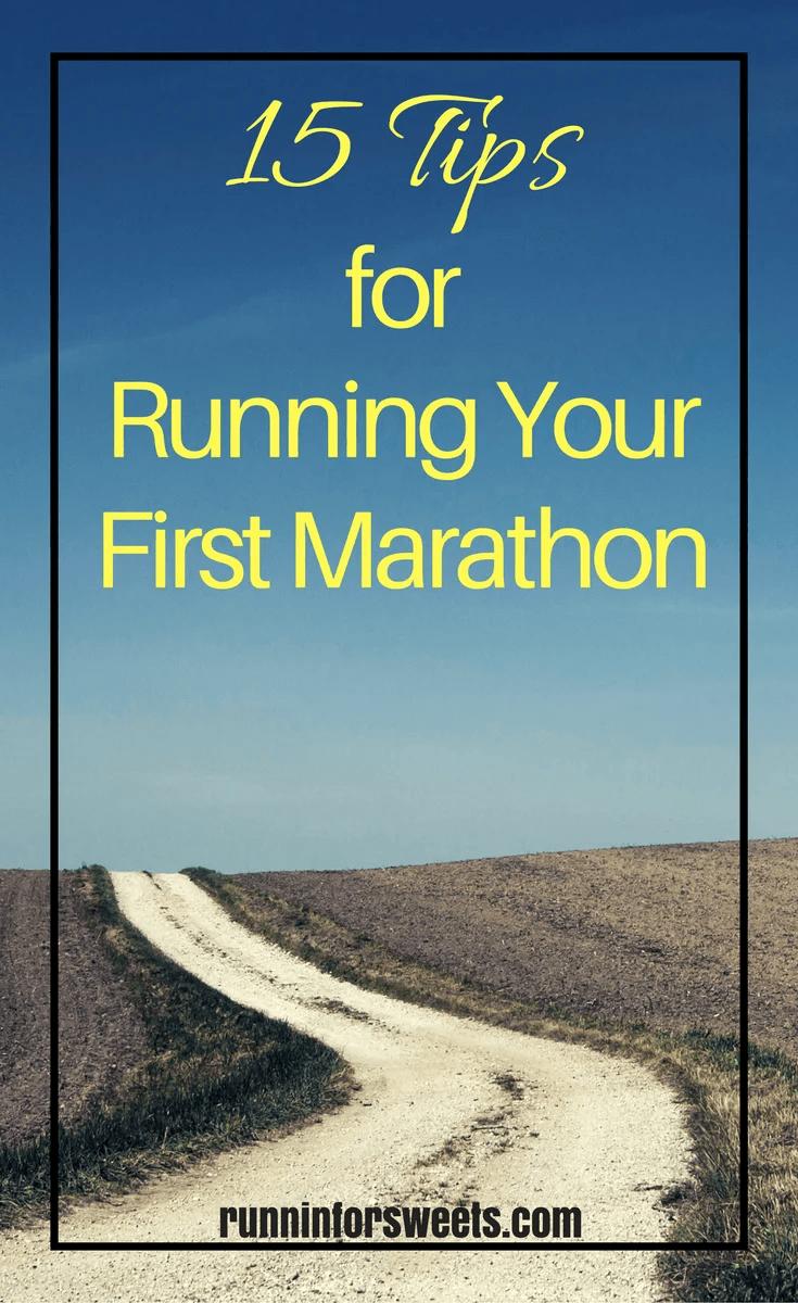 Tips for Running First Marathon