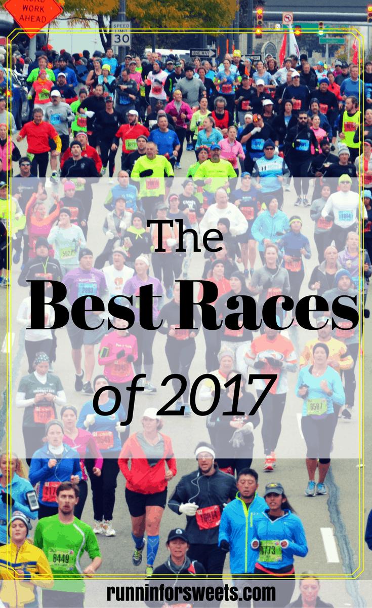 2017 Year of Running