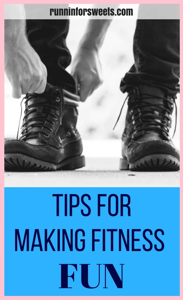 Tips to Make Fitness Fun