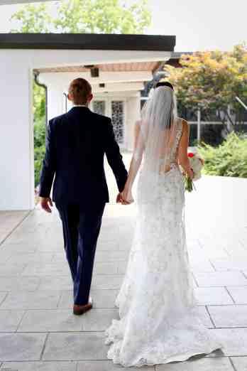 Running Wedding