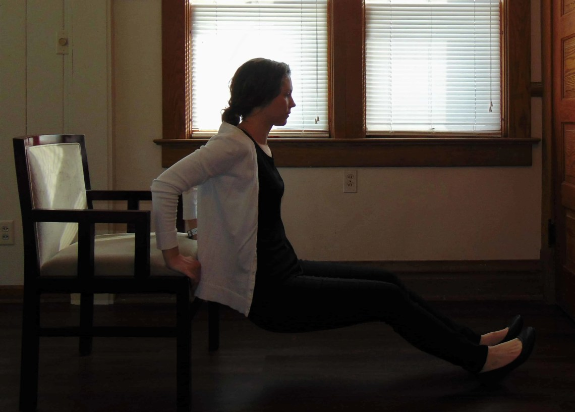 Office-Workout-Tricep-Dips