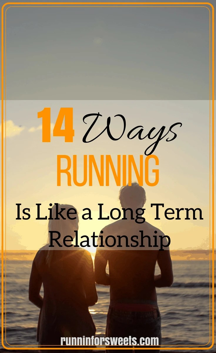 Running Humor: 14 Ways Running is Like a Long Term Relationship