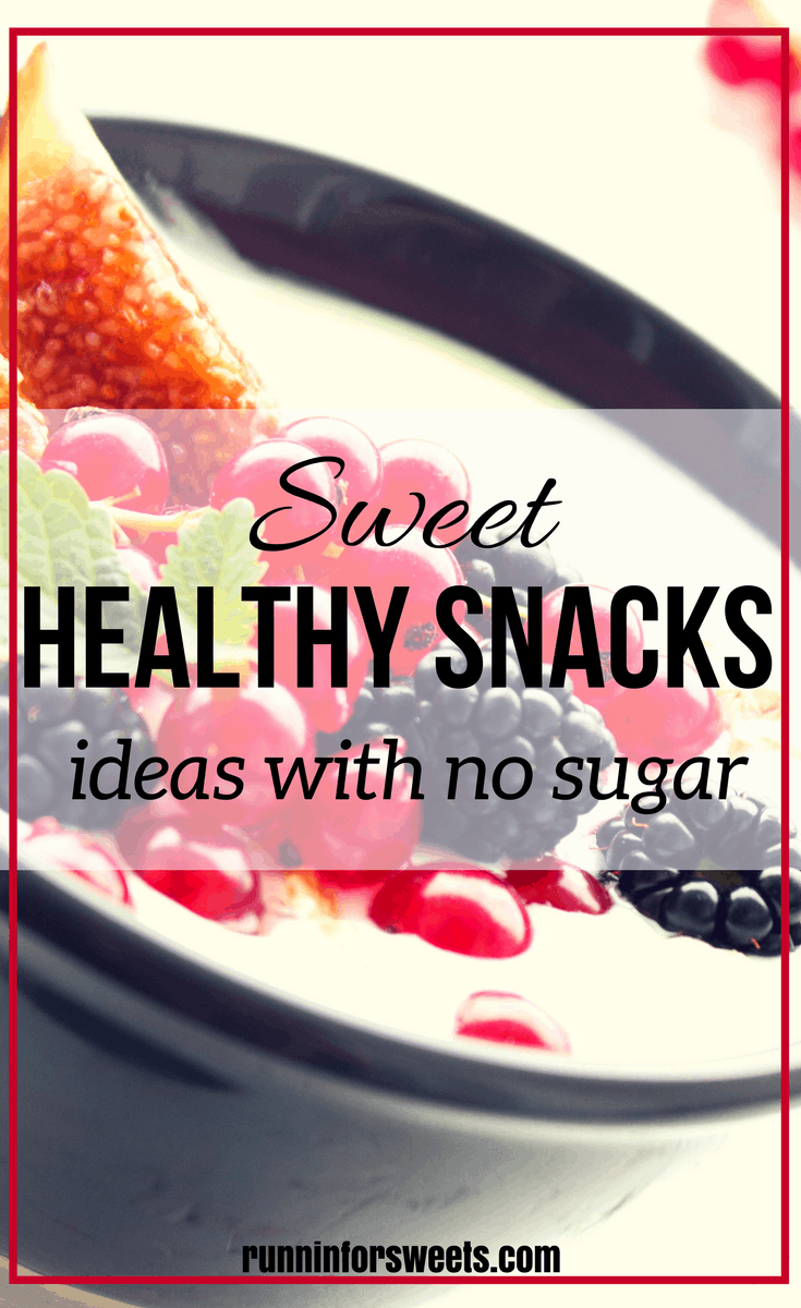These easy healthy snacks taste sweet but have no sugar. These healthy snacks have been game changing for my sweet tooth in helping end my sugar cravings. Great for athletes and others on the go!