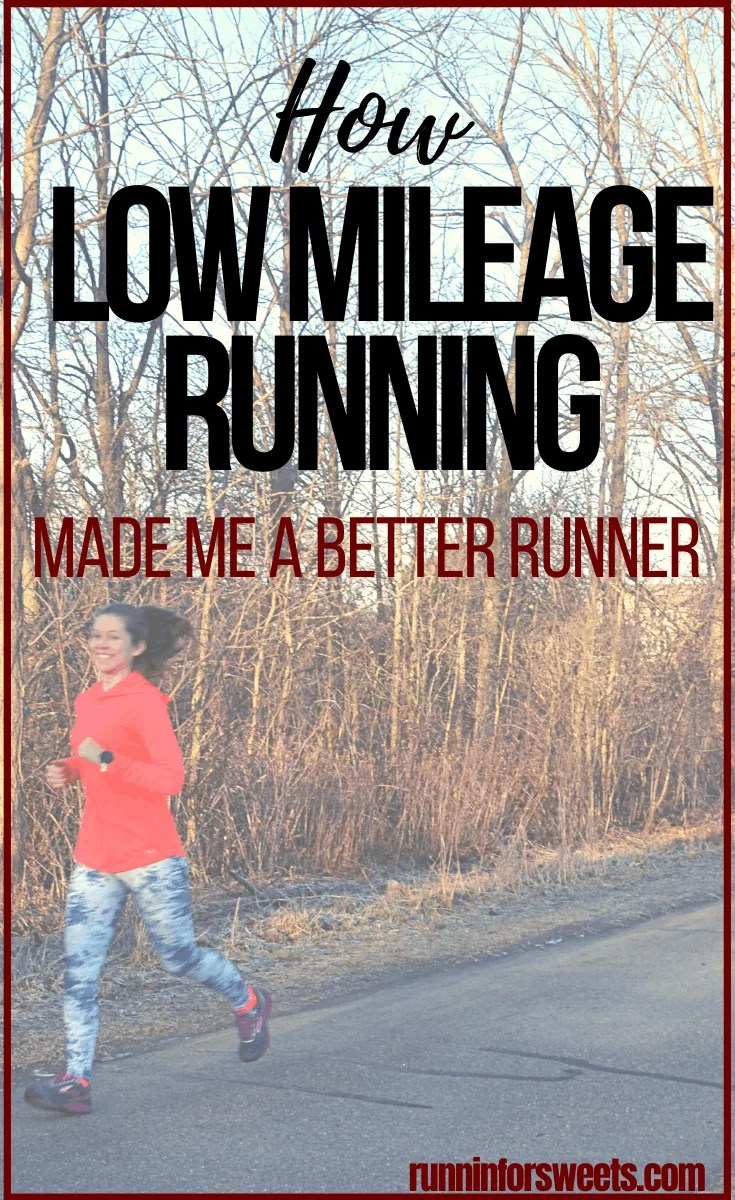 This weekly running schedule is ideal for all runners. Learn how to use low mileage training to create a running plan for life. Whether you're a beginner, intermediate or advanced running, finding how many miles to run a week will help you prevent injury, get faster and improve endurance. #runningschedule #runningplan #lowmileage