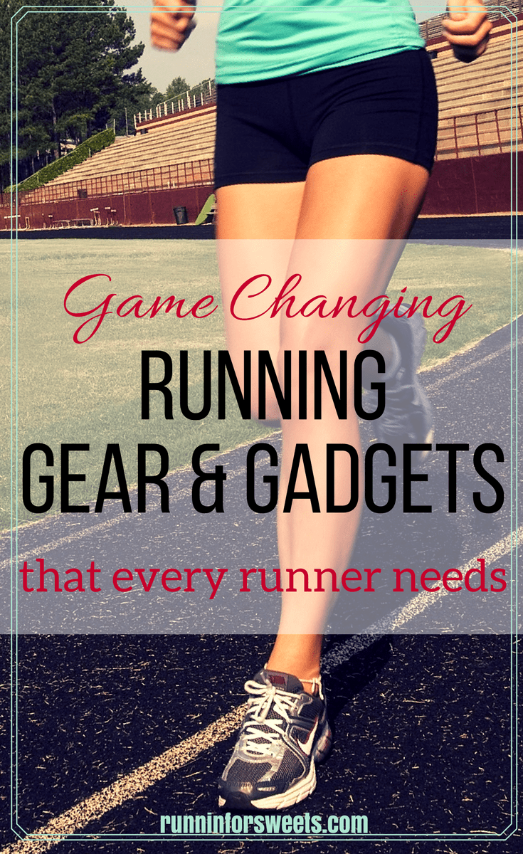 These running gear and gadgets are a MUST HAVE for all runners. The perfect running gear for beginners starting out, awesome products for training, and accessories to make you a better runner. #runninggear #runninggadgets