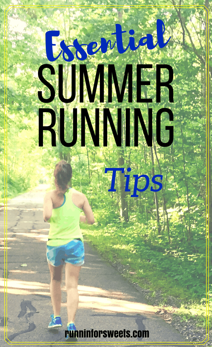 Summer is one of the best times to be outdoors, but with it comes the added challenge of running in the heat. These hot weather running tips will allow you to continue training in the heat and sun, while actually enjoying it. Beat the heat this season with these simple tips to make running in the heat easy! #summerrunning #runningintheheat #runningtips
