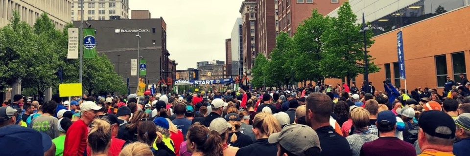 Race Recap: Fifth Third Riverbank Run 25k