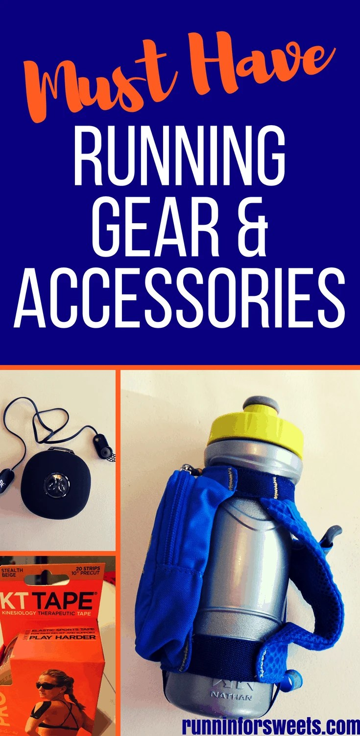 The ultimate guide to your must have running gear and accessories. These products are essentials for any runner! These running gear and gadgets will help you conquer any problem on the run while staying healthy and injury free. Check out the best fitness clothes, awesome workout products, and running training accessories that you won't want to miss. #runninggear #runningaccessories #musthaverunninggear