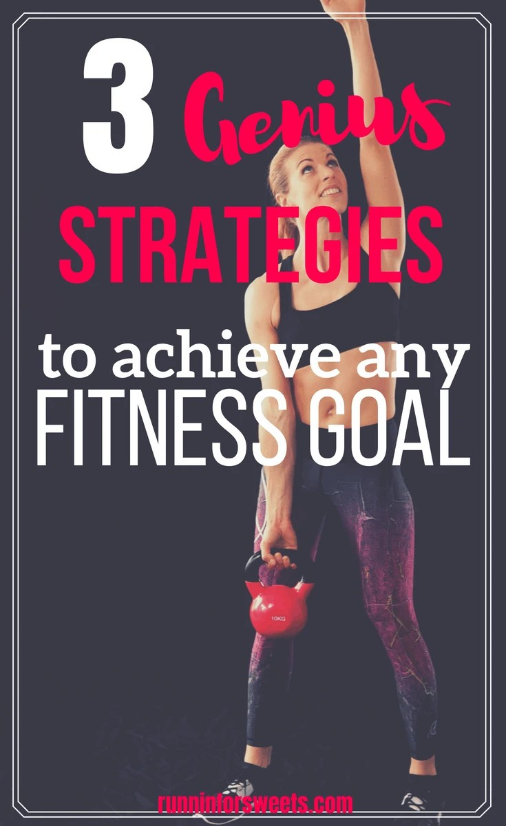 Finding fitness inspiration often leaves us with dreams that feel too big to accomplish. But more often than not – they aren't. These 3 genius strategies will help you achieve your fitness and health goals with massive success. Just because the motivation fades doesn't mean your progress has to. Check out these simple, game changing strategies to achieve your health and exercise goals once and for all. #goalsetting #achievegoals #exercisegoals #fitnessgoals