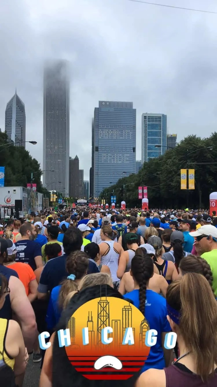 Marathon training is my favorite season and I'm excited to get back to it today. Here is my week 5 marathon training recap for the Indianapolis Marathon!