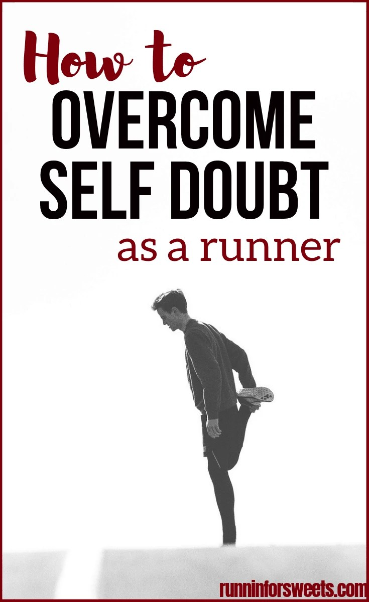 Overcoming self doubt can be tricky, especially during marathon training when the goal seems so far off. Here is what you need to know as a runner - the truths about self doubt during marathon training and how to keep running through it. #marathontraining #selfdoubt #runningtips