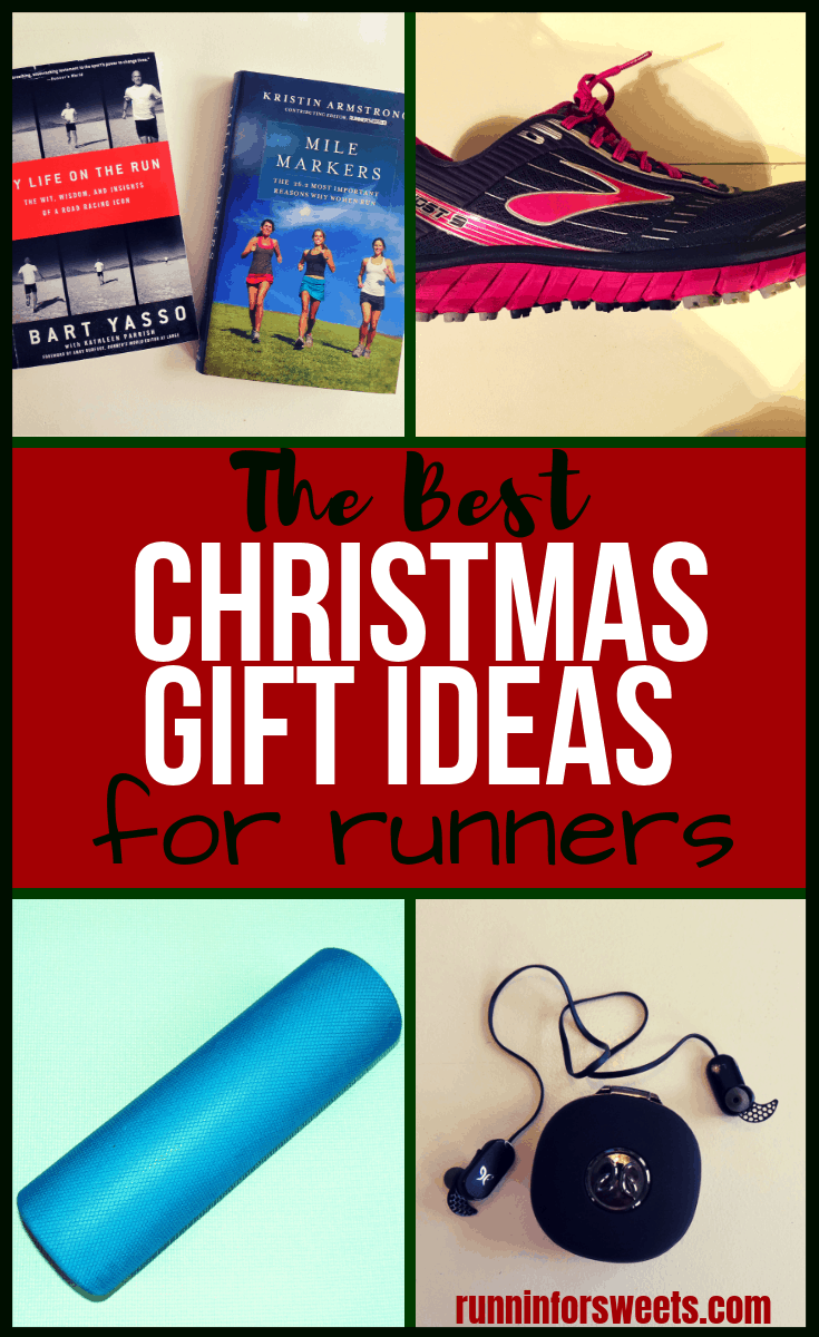 These Christmas gift ideas for runners will help you give your runner everything they want this holiday season. This awesome gift guide is full of fun stocking stuffers and gifts for men and women runners alike! Check out these simple gift ideas to spoil the runner in your life rotten. #giftsforrunners #runninggifts #giftideasforrunners #giftguideforrunners