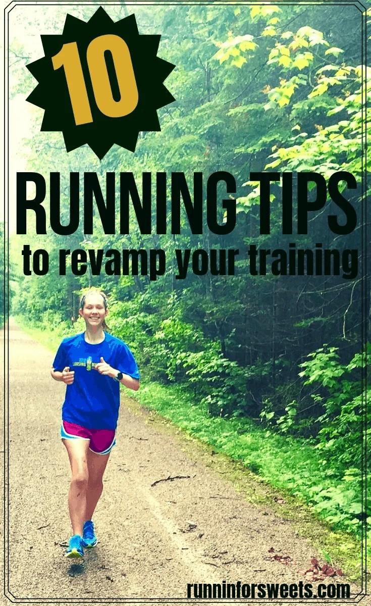 The 10 best running tips of all time, for beginner runners to seasoned athletes alike.