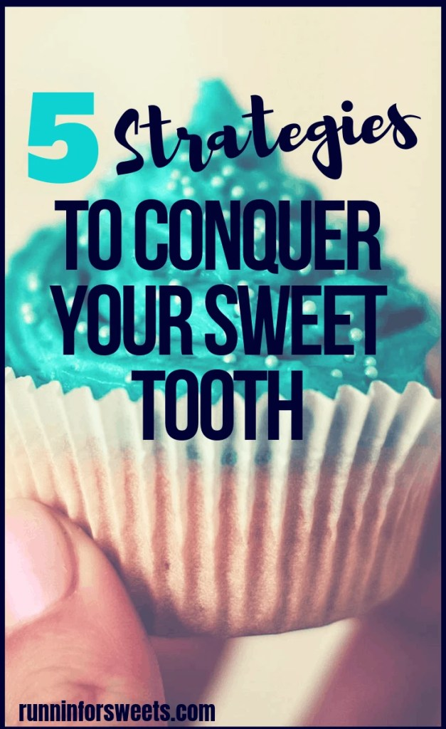 A sugar addiction can be incredibly challenging to conquer. While finding the motivation to quit sugar is the first step, creating a strategy to handle the temptations is key to success. These 5 strategies will help you break your sugar addiction once and for all. Plan that sugar detox knowing you are prepared and ready to succeed! #sugaraddiction #quitsugar #sugardetox #giveupsugar
