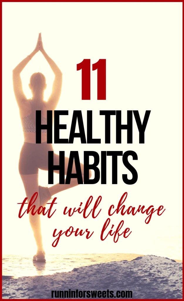 These 11 things healthy people do every day might surprise you. Try incorporating these habits into your routine to create the ultimate healthy lifestyle. These healthy habits are a great way to maintain your health and wellness in every season! #healthyhabits #healthylifestyle #healthyliving