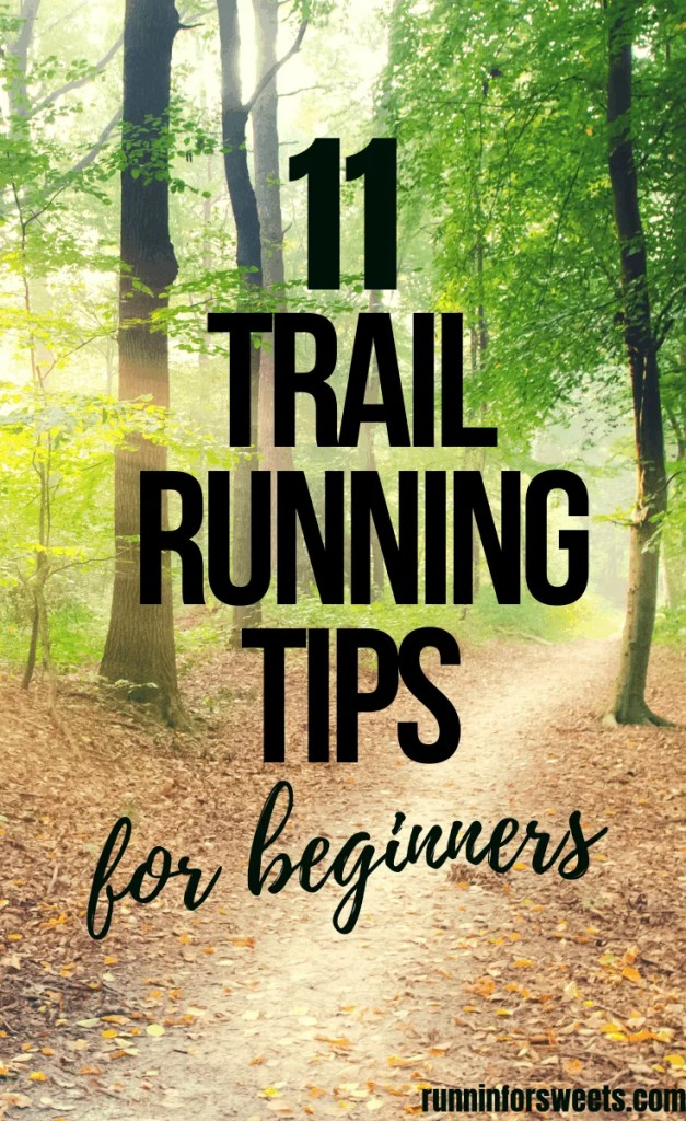 Trail running motivation for beginners - 11 reasons to try trail running.