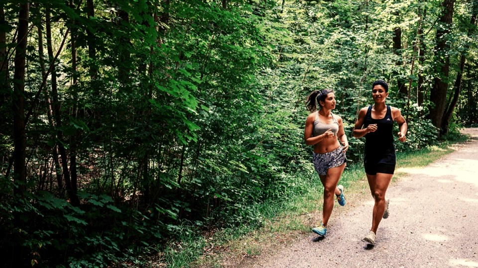 How to Get in Shape Before Your First Trail Race