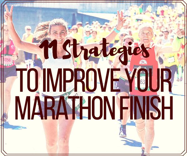 Half and Full Marathon Tips