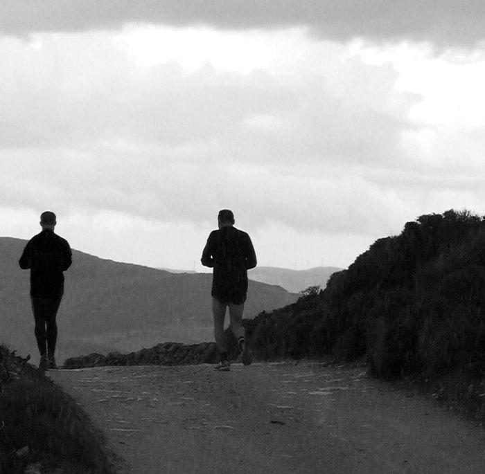 Τρέξιμο στην Αντίπαρο