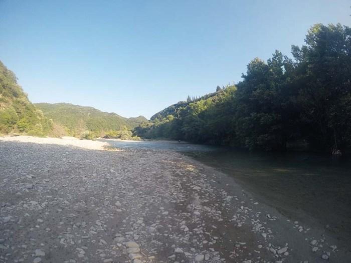 Ο Εύηνος ποταμός