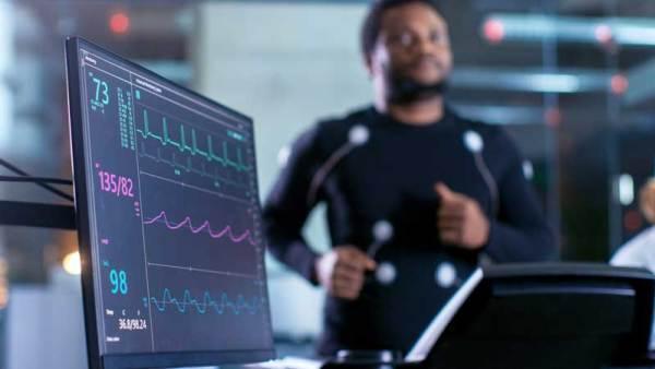 εργομετρικές ασκήσεις για την μέτρηση της καρδιακής συχνότητας