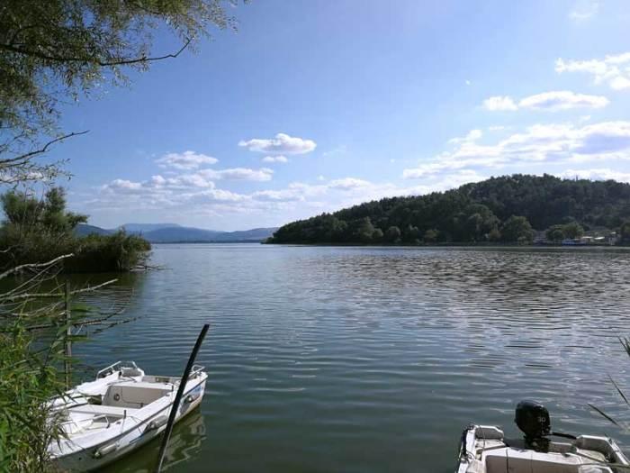 To νησί της λίμνης των Ιωαννίνων - Ioannina Lake Run - Γύρος Ιωαννίνων