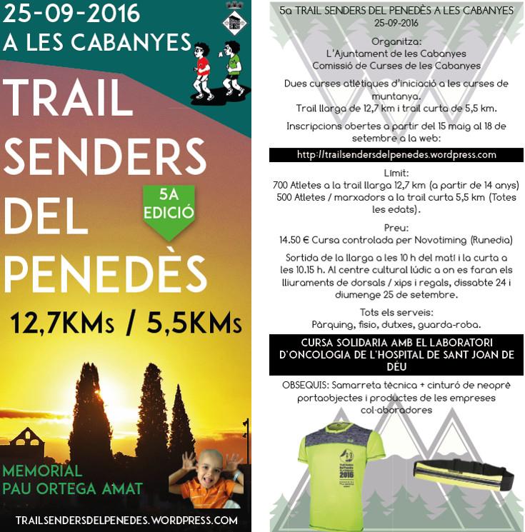 Trail Senders 2016