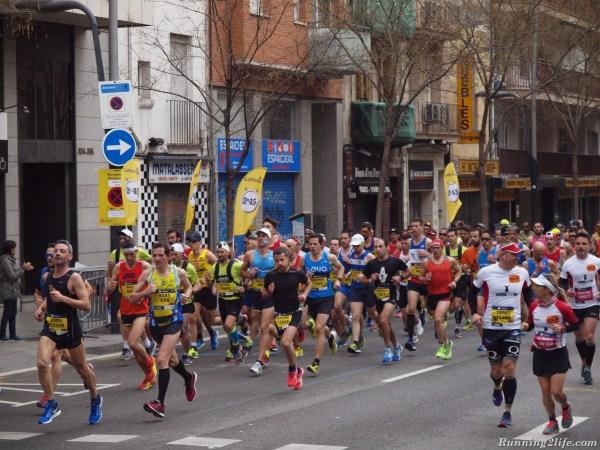 Fotos Maratón Barcelona 2018
