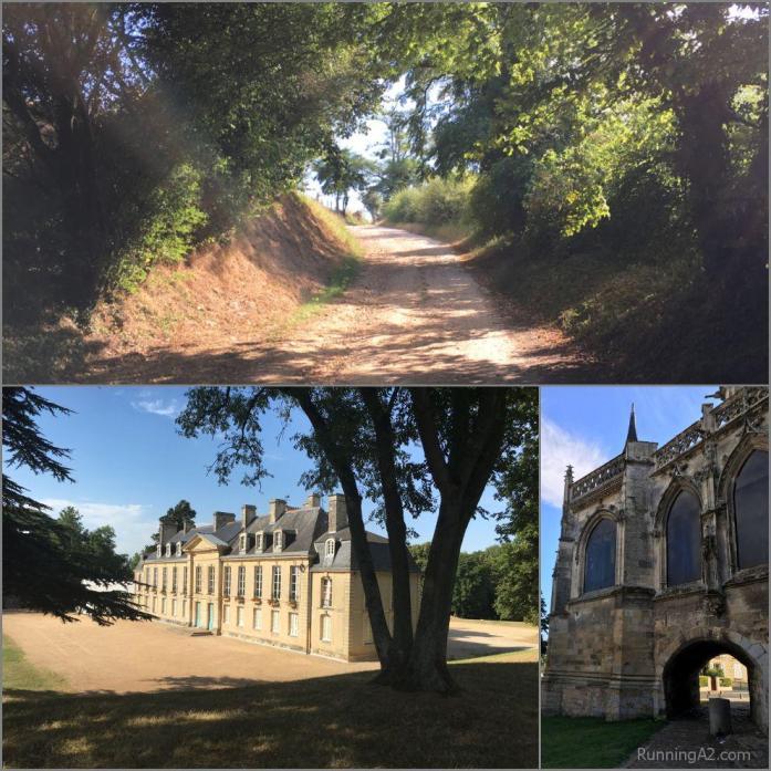 Château de la Fresnaye, Eglise de la Trinité, Falaise, Calvados