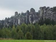 in Adrspach, Czech Republic