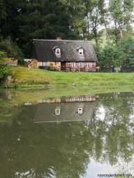 A fairy-tale cottage, Czech Republic