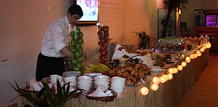 RUNNING Company Firmenfitness Work-Life-Balance-Tag Ernährung