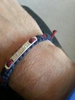 Day 2: My London 2012 Team GB wristband