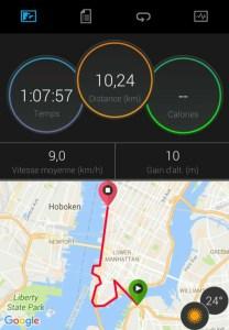 run in new york