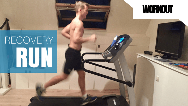 Today's Workout – Recovery Run – 27 Feb 2017