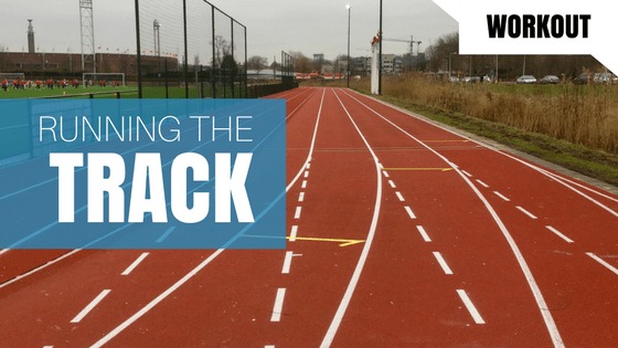 Today's Workout – Track – 1 Feb 2017
