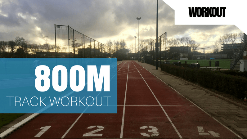 Today's Workout – 800m Intervals – 28 Feb 2017