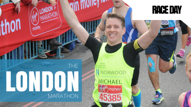My 2017 London Marathon Experience