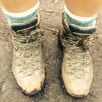 Brande's Asolo Boots