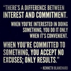 interest commitment