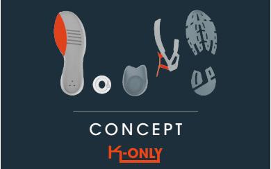 La technologie K-Only développée par Kalenji