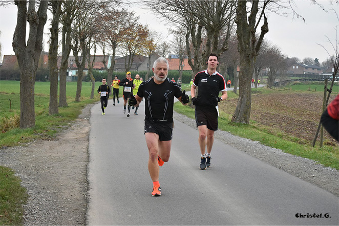 Herseau 2016 - crédit photo : Christel Gillot / Running Farmers Club