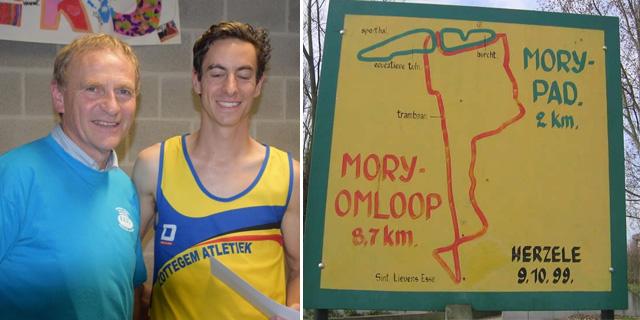Werner Mory premier vainqueur des 20km de Bruxelles